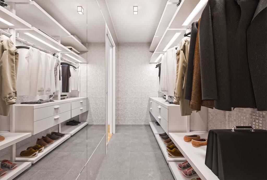 S3 garderoba